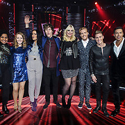 NLD/Hilversum/20141114 - The Voice of Holland 1e show,