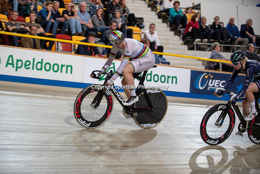 22-12-2019: Wielrennen: NK Baan Omnium: Apeldoorn<br />Kirsten Wild