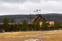 Old Faithfull Inn, Yellowstone National Park