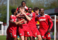 Crawley Town v Notts County 18/04/2015