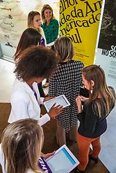 o AHEAD! um espaço criado pelo Grupo RBS para que os gestores de marketing tenham mais uma oportunidade de conversar sobre o ambiente de comunicação contemporâneo, Na edição do dia 8 de novembro, na Fundação Iberê Camargo, em Porto Alegre, clientes, agências, influenciadores e professores dos cursos de publicidade e marketing das principais universidades gaúchas foram convidados a debater, compartilhar experiências, construir conhecimento coletivamente, de forma plural, a respeito do tema All line: estratégia de sucesso. FOTO: Marcos Nagelstein/ Agência Preview