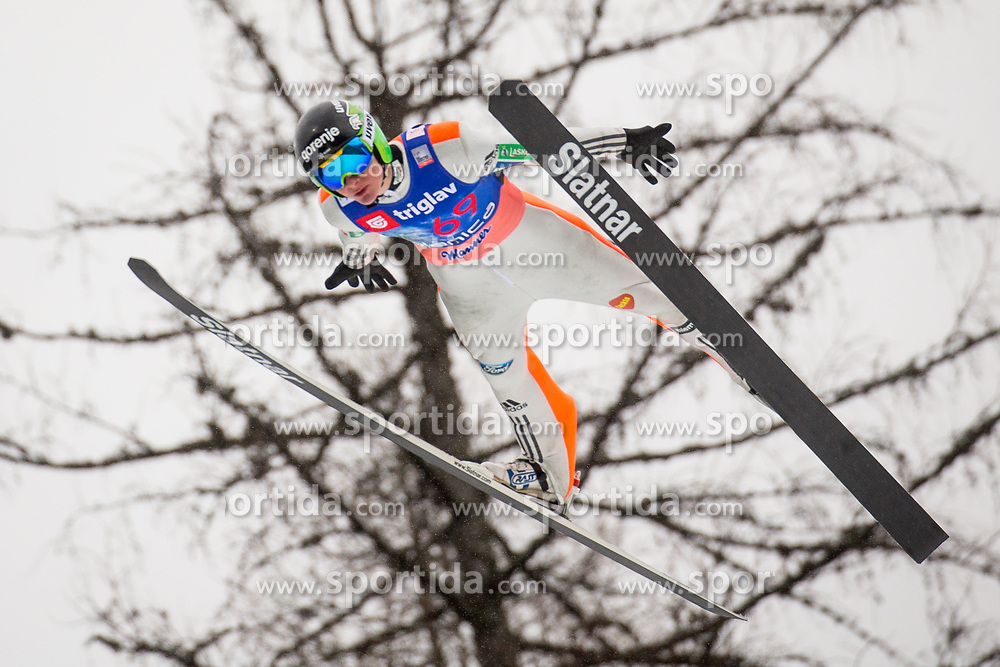 Domen Prevc (SLO) during the Ski Flying Hill Individual Qualification at Day 1 of FIS Ski Jumping World Cup Final 2017, on March 22, 2017 in Planica, Slovenia. Photo by Ziga Zupan / Sportida
