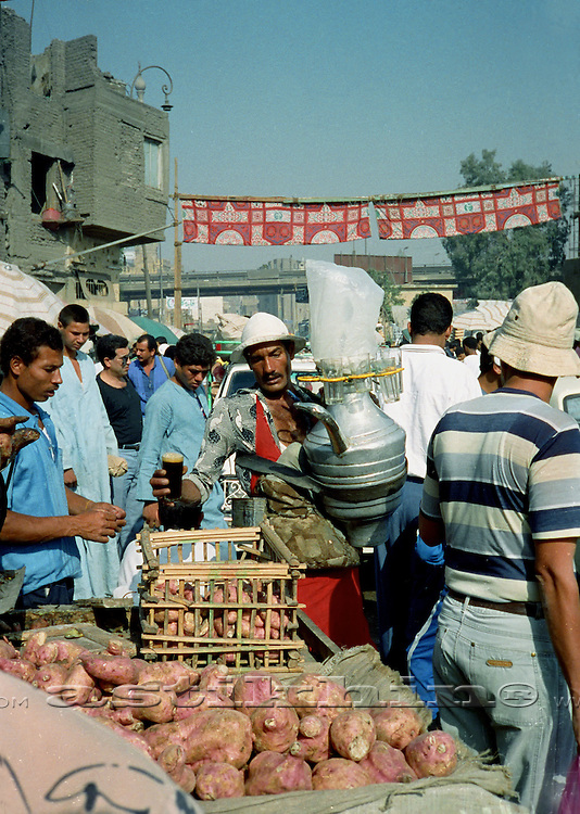 Market in Cairo, Egypt