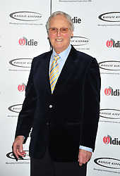 © Licensed to London News Pictures. 07/02/2012.  England. Nicolas Parsons attends the Oldies of the year Awards at Simpsons hotel in the Strand London Photo credit : ALAN ROXBOROUGH/LNP