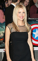 Melinda Messenger, Captain America: The Winter Soldier - UK Film Premiere, Westfield London UK, 20 March 2014, Photo by Richard Goldschmidt