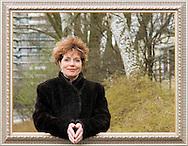 Nederland, Amsterdam, 20060411..Willeke Stadtman..Voorzitter Raad van Bestuur van Fontis.