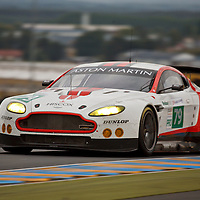 #79, Aston Martin Vantage, Team Jota, Le Mans 24H 2011, GTE Pro, Thursday 9 June 2011