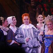 Premiere musical Doornroosje, Peter Lusse