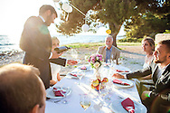 Wedding, Bride, Bridegroom, Party, Champagne, Family, Table, Wedding Guest,