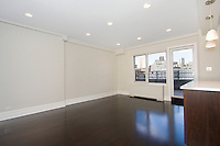 Living Room at 33 Greenwich Avenue