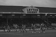 General view during the EFL Sky Bet League 2 match between Leyton Orient and Forest Green Rovers at the Matchroom Stadium, London, England on 23 November 2019.