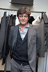 TOM CHAPMAN Co-Founder of fashion stores Matches at a party hosted by Petra Ecclestone at Matches, 87 Marylebone High Street, London on 7th September 2009.