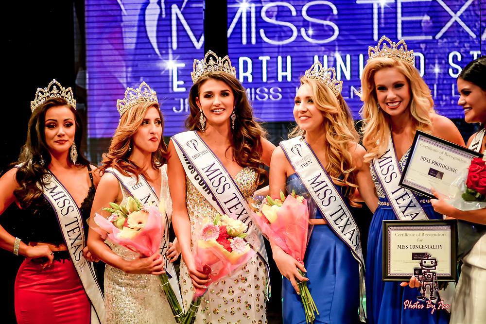 2017 Miss Texas Earth and Miss Teen Texas Earth Beauty Pageant at the UTEP Magoffin Auditorium, June 17, 2017
