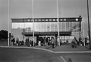 Gamla hamnterminalen i Visby