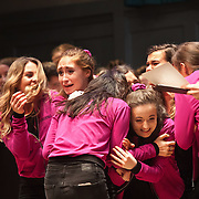 University of St Andrews' The Accidentals a cappella group come second in the quarterfinals of the 2017 ICCA UK competition. They will compete in the semifinals on 25th March in London. 19 Feb 2017 Queen's Hall, Edinburgh. © photograph by Tina Norris. No unauthorised use including web use. Contact Tina on 07775 593 830 info@tinanorris.co.uk