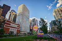 Os Gemeos Mural, Dewey Square Park
