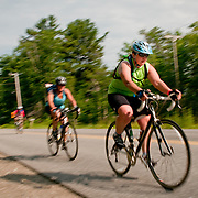 June 18-20, 2010 - Maine, USA : The 2010 Trek Across Maine - Photographed for the American Lung Association of New England. This image is copyrighted. To inquire about purchasing a print, or licensing an image, please email karsten@karstenmoran.com.