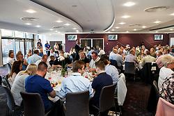 Ben Breeze hosts a Q&A in the Heineken Lounge before the match - Mandatory byline: Rogan Thomson/JMP - 07966 386802 - 06/09/2015 - RUGBY UNION - Ashton Gate Stadium - Bristol, England - Bristol Rugby v Bedford Blues - Greene King IPA Championship.