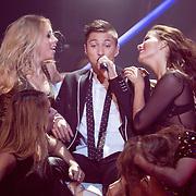 NLD/Amsterdam/20131129 - The Voice of Holland 2013, 3de show, Collin de Vries
