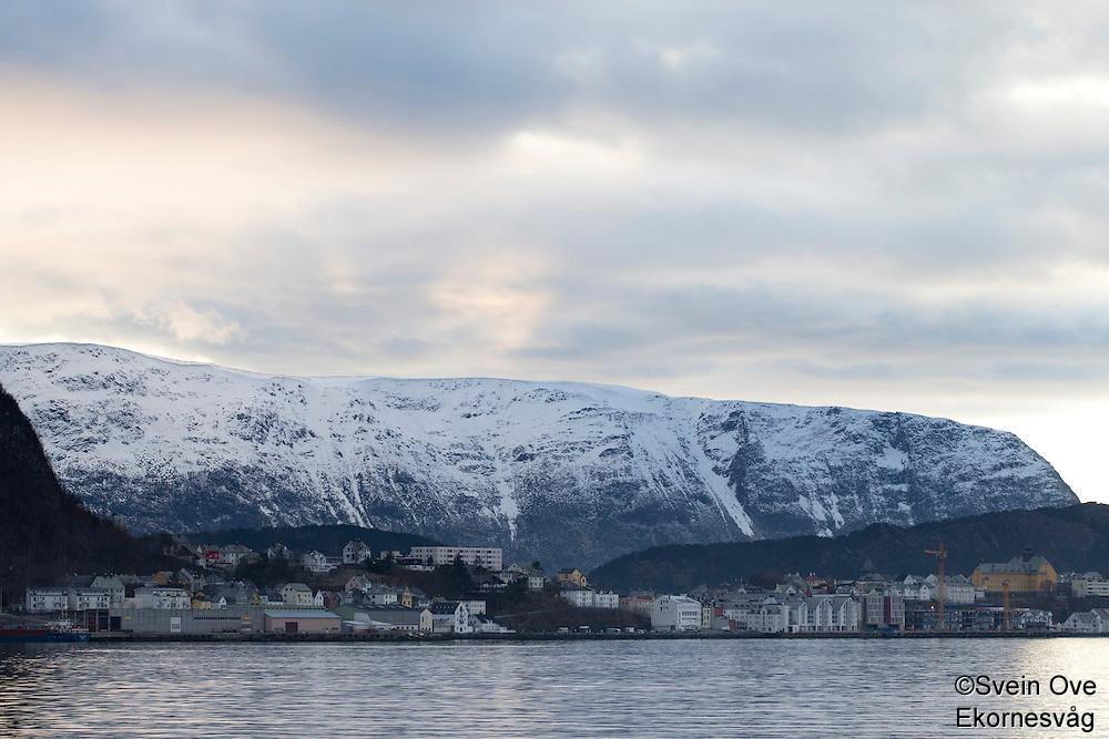 Sulamannen.<br /> Foto: Svein Ove Ekornesvåg