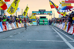 Winner: Kevin Pauwels (BEL), Men Elite, Cyclo-cross Superprestige #8 Middelkerke, Belgium, 14 February 2015, Photo by Paul Burgoine / PelotonPhotos.com