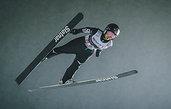 10.03.2020, Lysgards Schanze, Lillehammer, NOR, FIS Weltcup Skisprung, Raw Air, Lillehammer, Damen, im Bild Sara Takanashi (JPN) // Sara Takanashi of Japan during women's 2nd Stage of the Raw Air Series of FIS Ski Jumping World Cup at the Lysgards Schanze in Lillehammer, Norway on 2020/03/10. EXPA Pictures © 2020, PhotoCredit: EXPA/ Tadeusz Mieczynski
