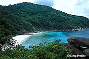 Shoe Bay, or Donald Duck Bay, Similan Islands, Thailand ( Andaman Sea / Indian Ocean )