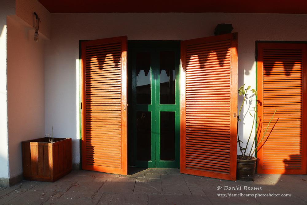 Architecure in Las Delicias, Trujillo, Peru
