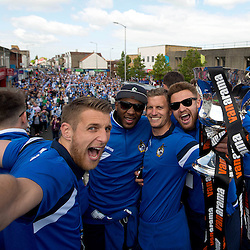 Bristol Rovers Bus Tour
