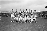 03/09/1967<br /> 09/03/1967<br /> 3 September 1967<br /> All-Ireland Senior Hurling Final: Kilkenny v Tipperary at Croke Park, Dublin.<br /> The Kilkenny team.