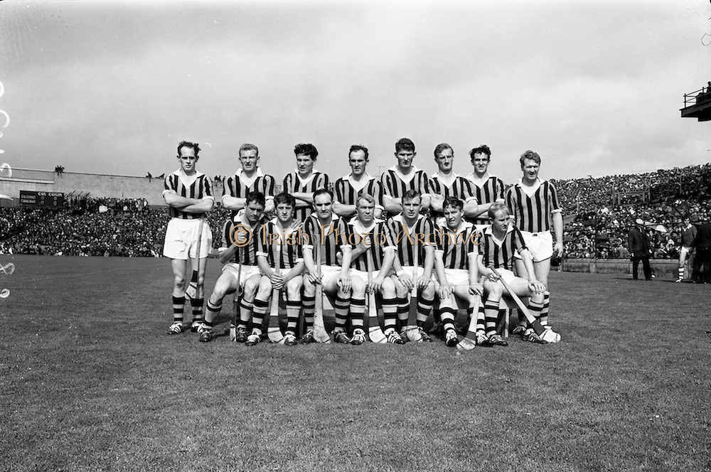 03/09/1967<br /> 09/03/1967<br /> 3 September 1967<br /> All-Ireland Senior Hurling Final: Kilkenny v Tipperary at Croke Park, Dublin.<br /> The Kilkenny team.
