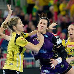 20110204: SLO, Handball - Women's Champions League, RK Krim Mercator vs Itxako Reyno de Navarra
