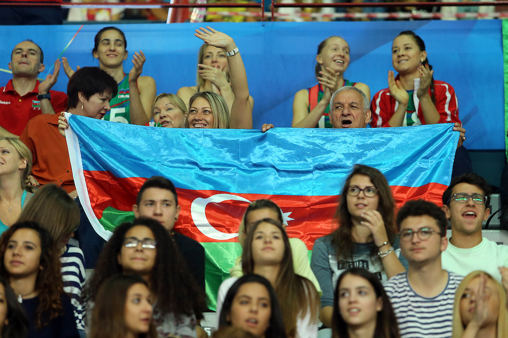 Azerbaijan fans