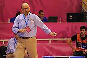 Vannes 17 Giugno 2013 <br /> Eurobasket Women 2013<br /> Italia - Russia<br /> Nella foto: roberto ricchini<br /> Foto Ciamillo