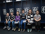 Kids who starred in  Dundee new kit teaser video <br /> <br />  - &copy; David Young - www.davidyoungphoto.co.uk - email: davidyoungphoto@gmail.com