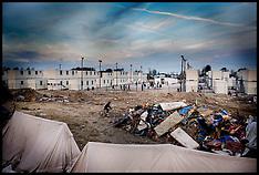 France: Calais Jungle Migrant Camp, 27 Oct. 2016