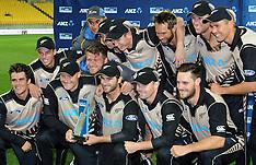 Wellington-Cricket-New Zealand v Pakistan, 3rd T20