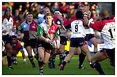 Harlequins v Bristol. 4-1-2003. Season 2002-2003
