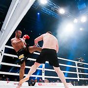 CRO/Zagreb/20130315- K1 WGP Finale Zagreb, reserve bout Dzevad Porturak vs Sergei Lascenko