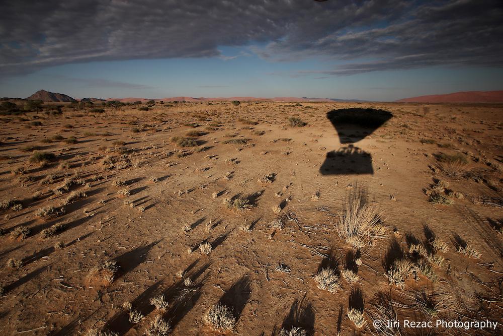 NAMIBIA SOSSUSVLEI 21APR14 - Balloon flight with Namib Sky Balloon Safaris in Sossusvlei, Namib Desert, Namibia.<br /> <br /> jre/Photo by Jiri Rezac<br /> <br /> &copy; Jiri Rezac 2014