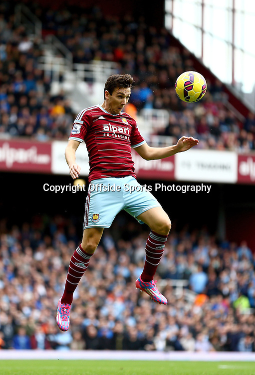 25 October 2014 - Barclays Premier League - West Ham v Manchester City - Stewart Downing of West Ham - Photo: Marc Atkins / Offside.