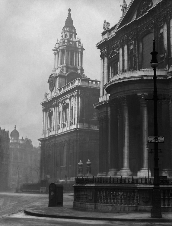 St. Paul's Cathedral, London, 1916