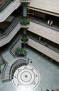 Interior of Shanghai Museum, Shanghai, China