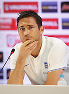 England Press Conference 170614