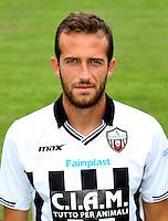 Italian League Serie B_2015-2016 / <br /> ( Ascoli Picchio F.C. 1898 ) - <br /> Giuseppe Pirrone