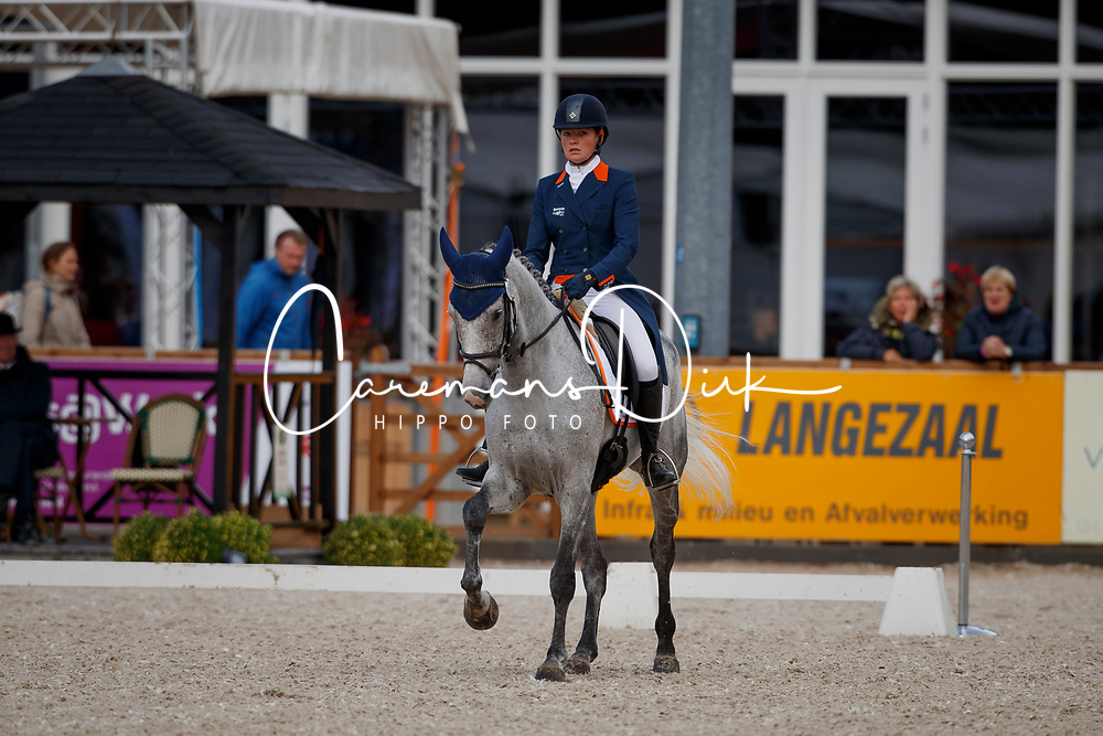 De Jong Sanne, NED, Enjoy<br /> CCI 3* Boekelo 2017<br /> &copy; Dirk Caremans<br /> 06/10/2017