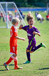 03 May 2014. Emerald Coast Cup, Niceville, Florida. <br /> U9 Jesters v Gulf South Dynamo. 5-0 final score. Jesters through to finals on points. <br /> Photo; Charlie Varley/varleypix.com