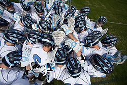 CHAPEL HILL, NC - MARCH 05: The North Carolina Tar Heels while playing the UMBC Golden Retrievers on March 05, 2011 at Fetzer Field in Chapel Hill, North Carolina. North Carolina won 13-9.