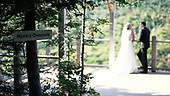 Jodi and Corey Summit Chalet Wedding