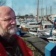 Hans Borstlap ontslagen als schipper van de Huizer botter Janus Kok